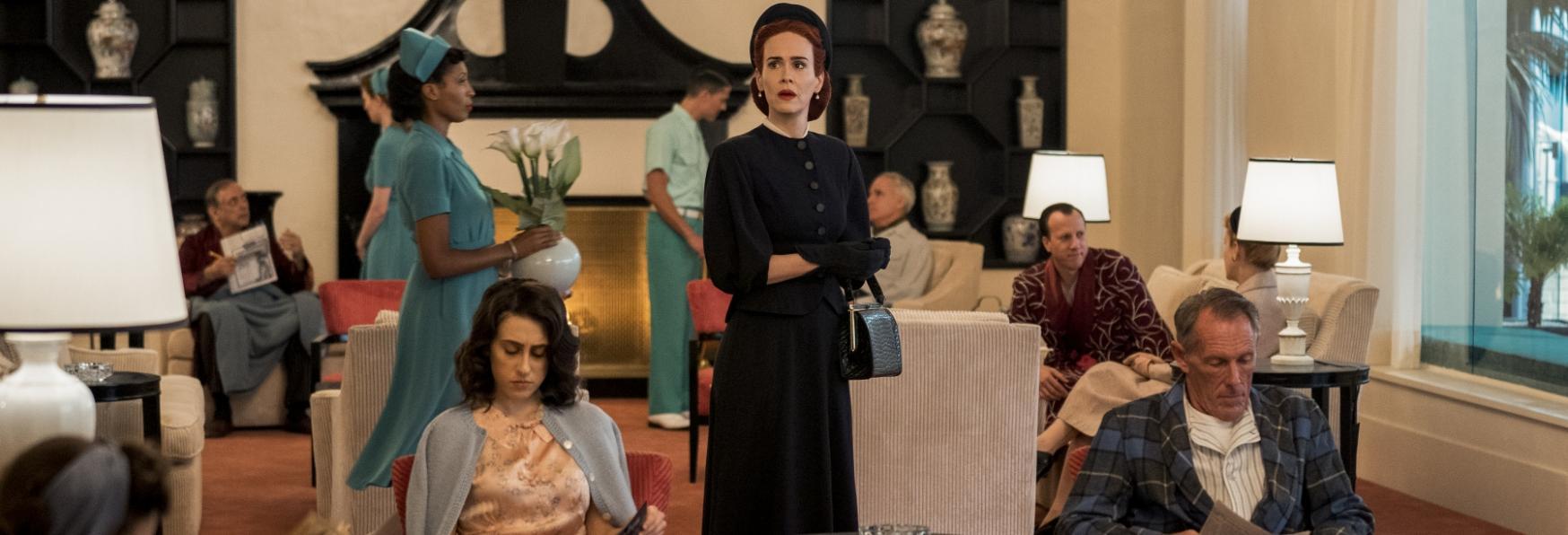 Ratched: la Data di Uscita della nuova Serie TV Netflix con Sarah Paulson