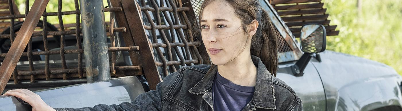 Alycia Debnam-Carey - Fear the Walking Dead