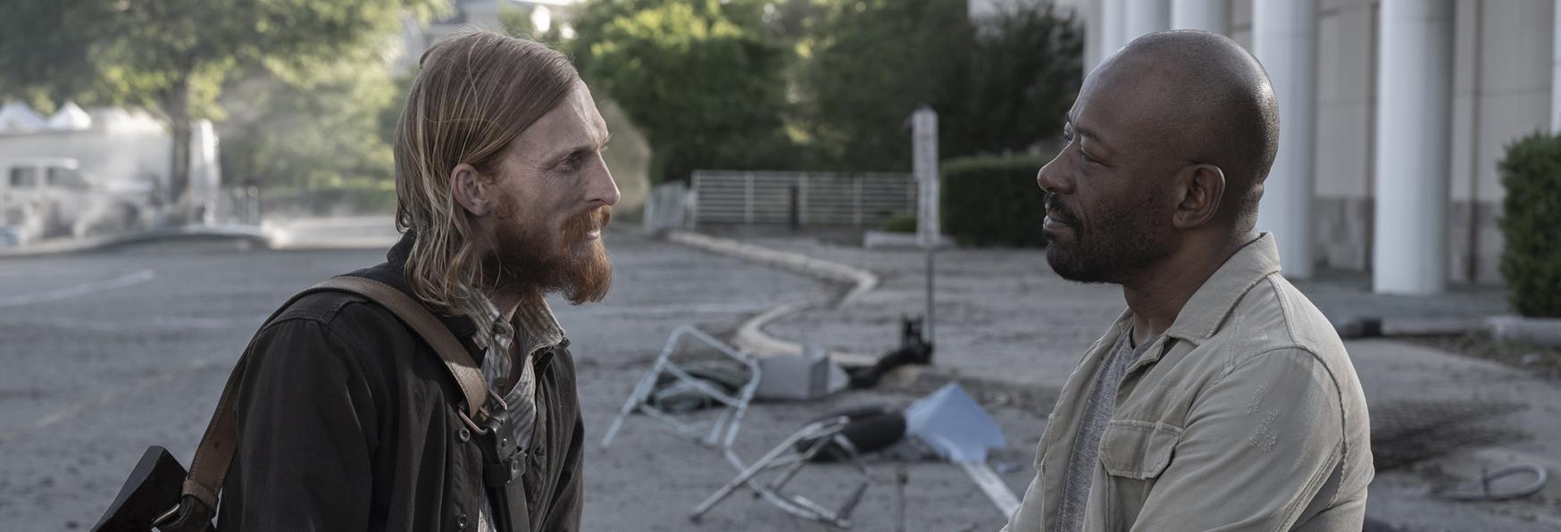 Fear the Walking Dead 6: un nuovo Personaggio della Serie TV Madre nella prossima Stagione