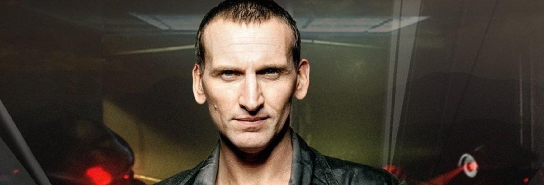 Doctor Who: Christopher Eccleston tornerà a Interpretare il Dottore nelle nuove Avventure Audio