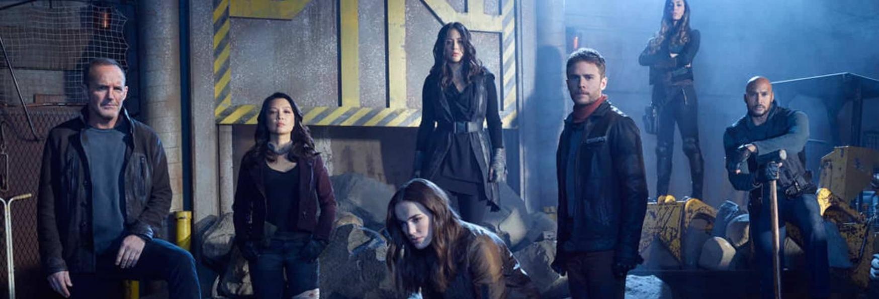 Agents of S.H.I.E.L.D.: La Crew condivide una miriade di Contenuti del Dietro le Quinte