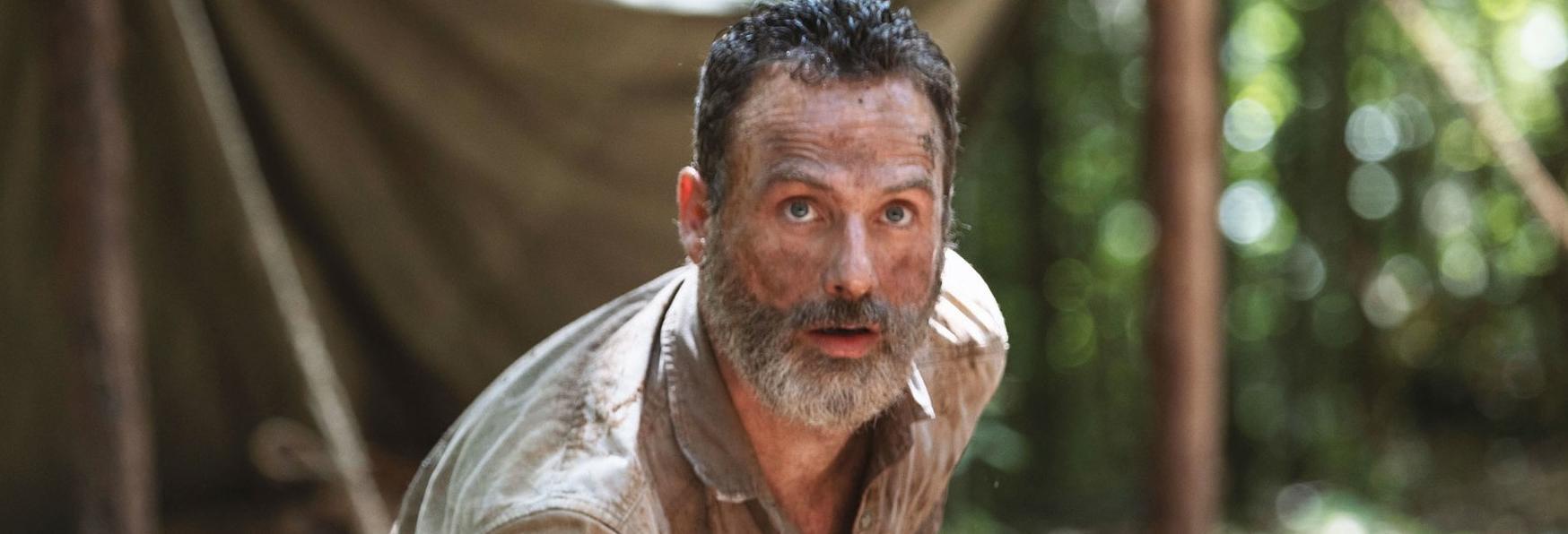 The Walking Dead: un Esilarante Aneddoto su Andrew Lincoln (Rick Grimes)