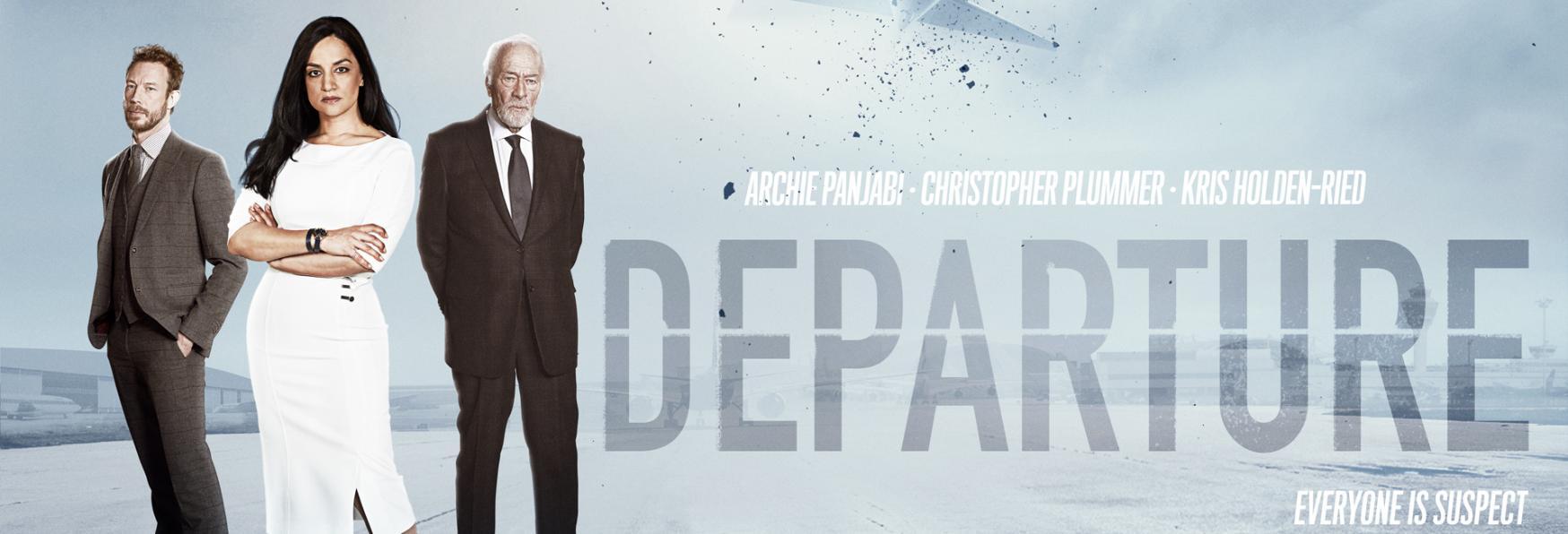 Departure: il Trailer della nuova Misteriosa Serie TV targata Peacock