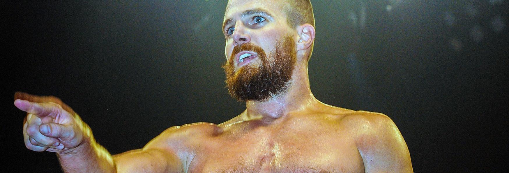 Heels: Stephen Amell svela nuovi Dettagli sulla Serie TV di Wrestling targata Starz