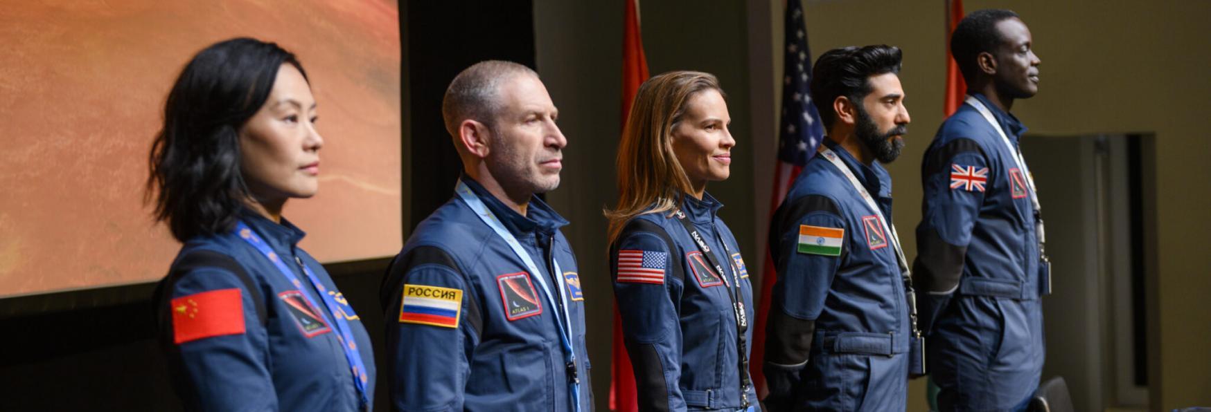 Away: Trama, Cast, Trailer e Data di Uscita della Serie TV Netflix