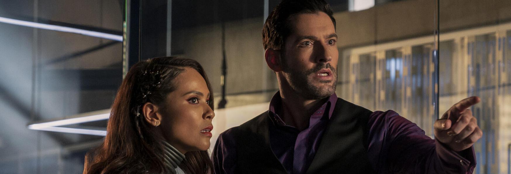 Lucifer 5: la Recensione della Prima Parte della nuova Stagione in onda su Netflix
