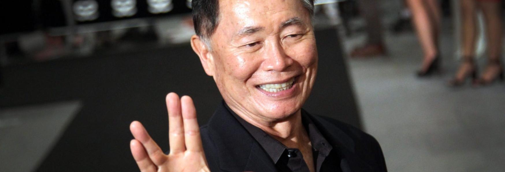 Star Trek: George Takei vorrebbe una Serie TV incentrata sul personaggio di Sulu