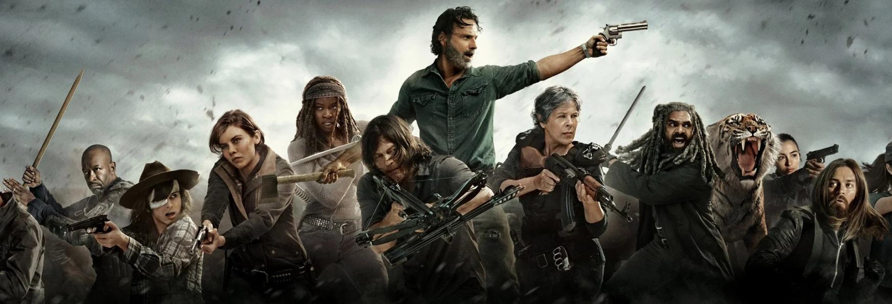 The Walking Dead: I Network Televisivi Americani non volevano Mandare in Onda la Serie TV