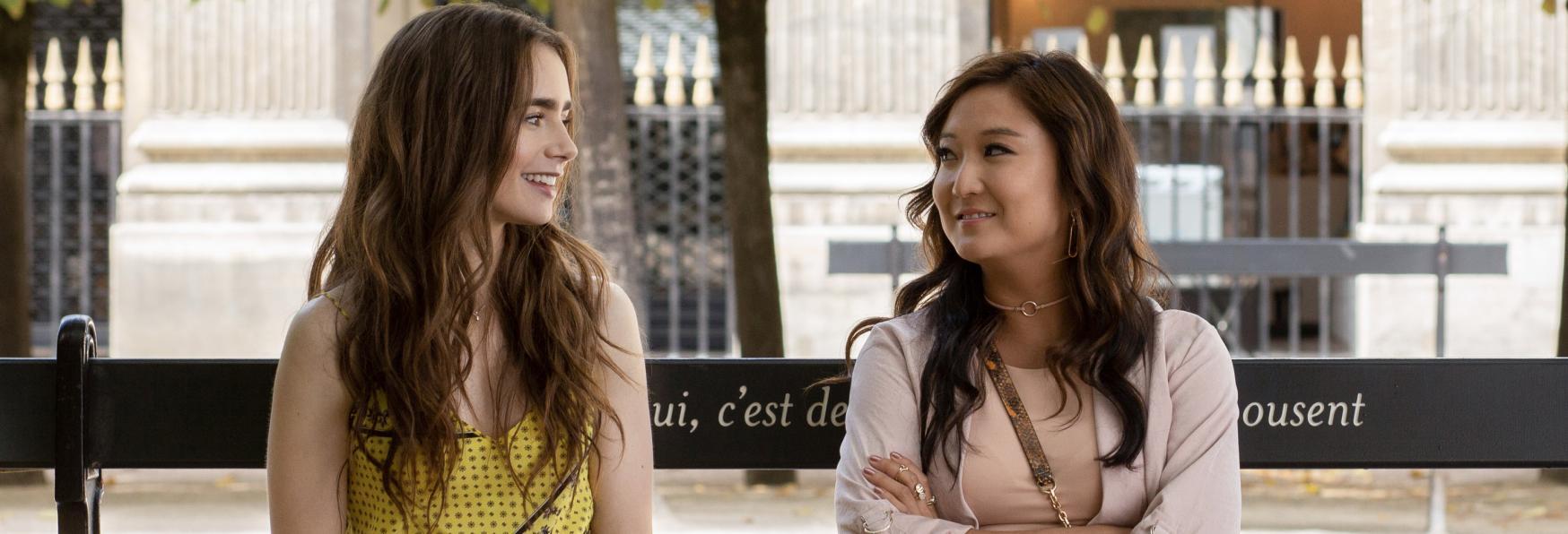 Emily in Paris: il Trailer svela la Data di Uscita della nuova Serie TV Netflix