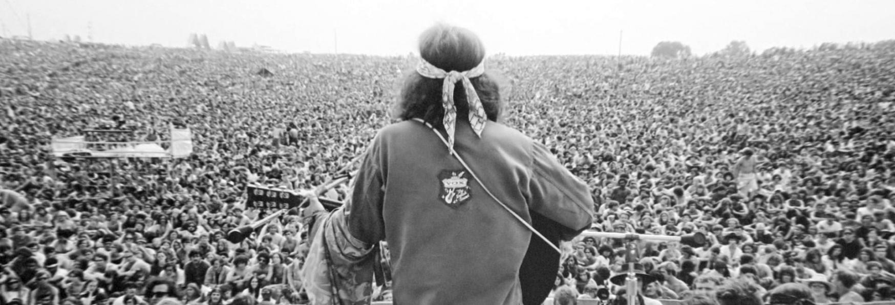 In Fase di Sviluppo per Netflix una Serie Documentario sul Disastro di Woodstock '99