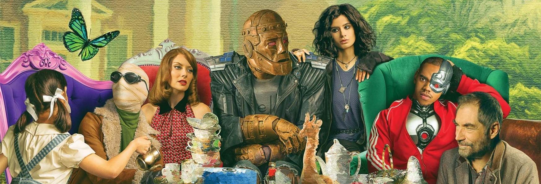 Doom Patrol: Recensione della 2° Stagione della Serie TV di Supereroi