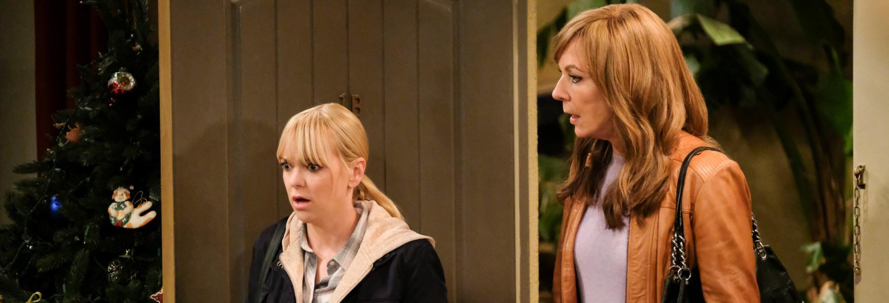Mom: dopo 7 Stagioni, Anna Faris lascia il Cast della Serie TV targata CBS