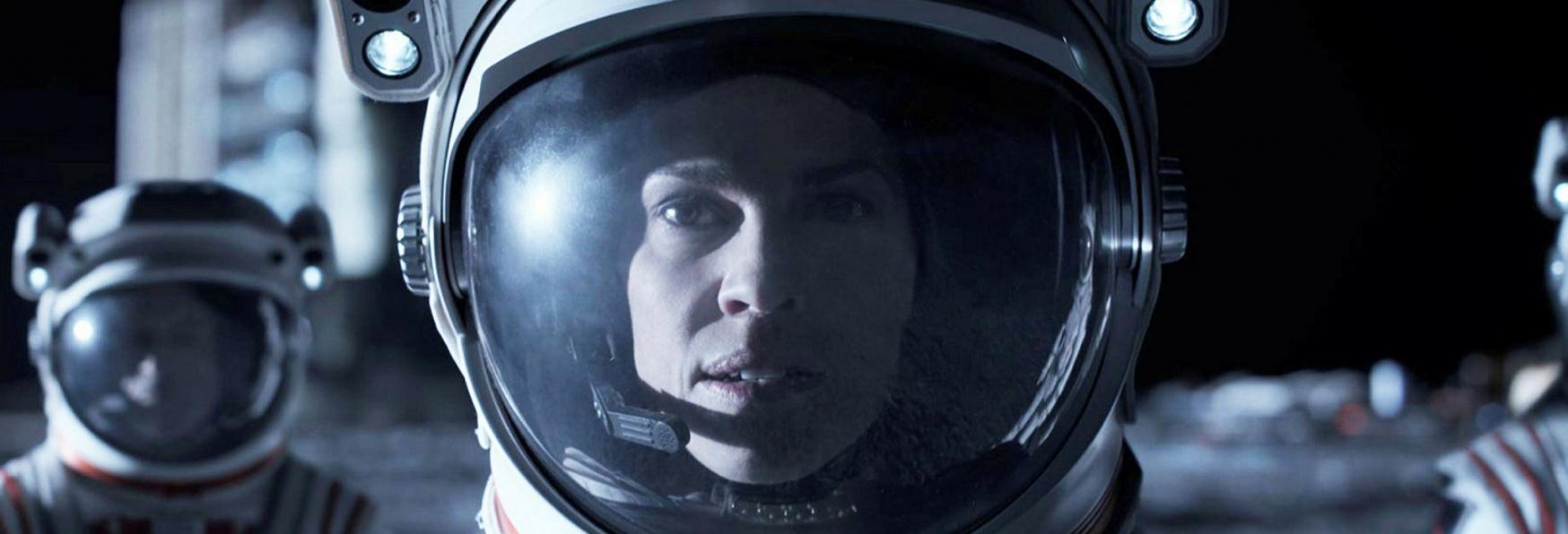 Away: Hilary Swank parla del suo Ruolo di Astronauta nella nuova Serie TV Netflix