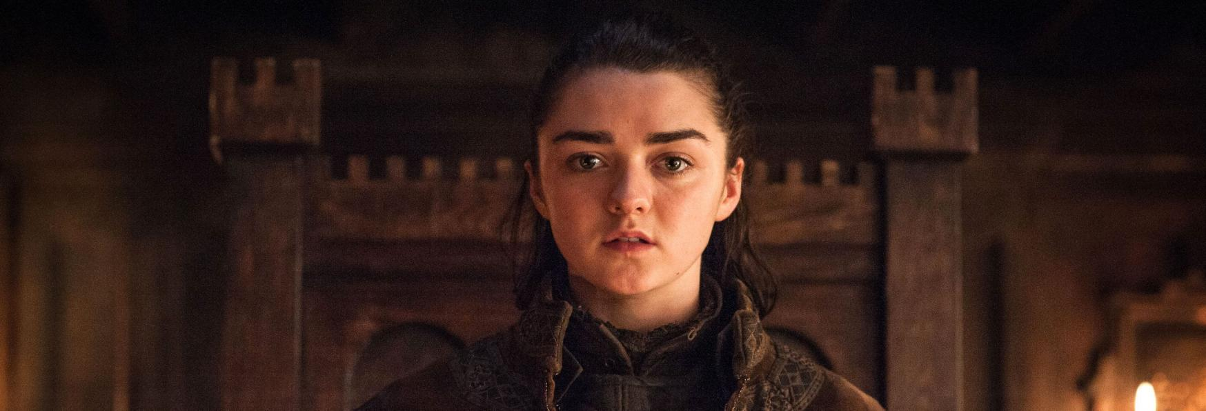 Game of Thrones: Maisie Williams svela un Finale Alternativo della Serie TV HBO