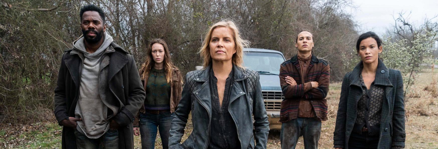 Fear the Walking Dead: Jenna Elfman non aveva idea di quali fossero i Piani per Madison Clark