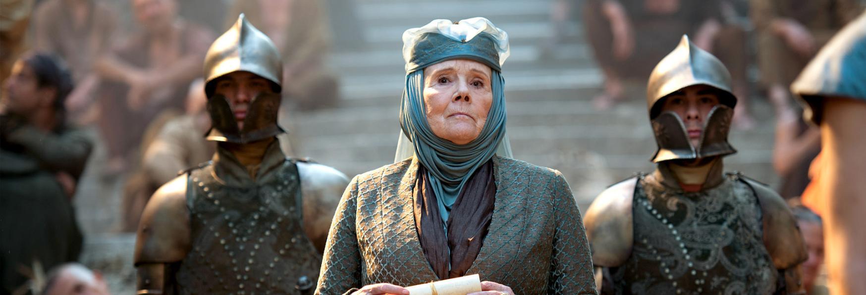 Diana Rigg (Olenna di Game of Thrones) è Morta all'Età di 82 Anni
