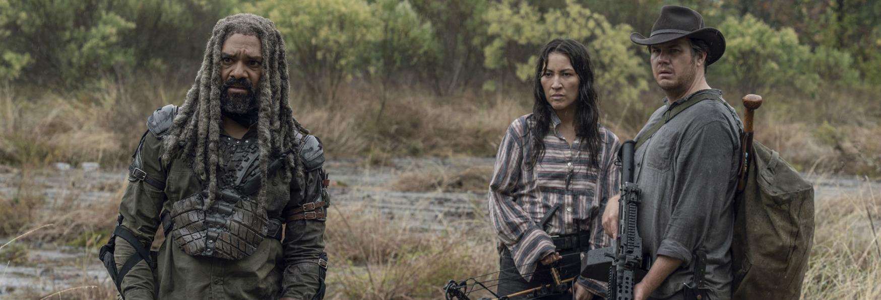 The Walking Dead 10: Il Trailer del Finale di Stagione Rivela i nuovi Personaggi che vedremo in Futuro