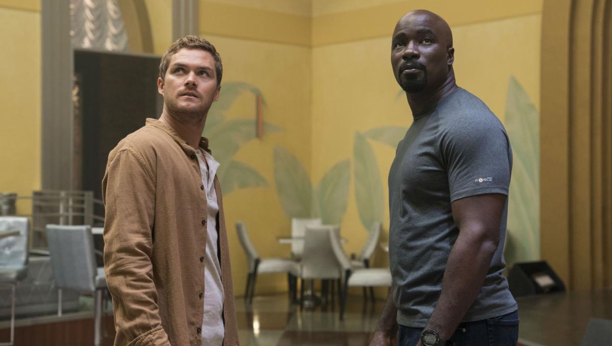 I Contratti Netflix di Luke Cage e Iron Fist sono in Scadenza. Presto un Reboot su Disney?