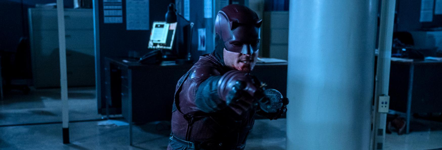 La 3° e Ultima Stagione di Daredevil arriva in Prima Visione su Rai4
