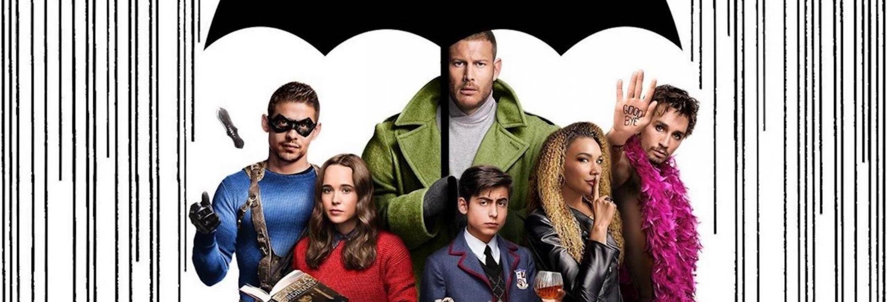 Le Migliori Soundtrack delle Serie TV: The Umbrella Academy - Te lo do io il superpotere!
