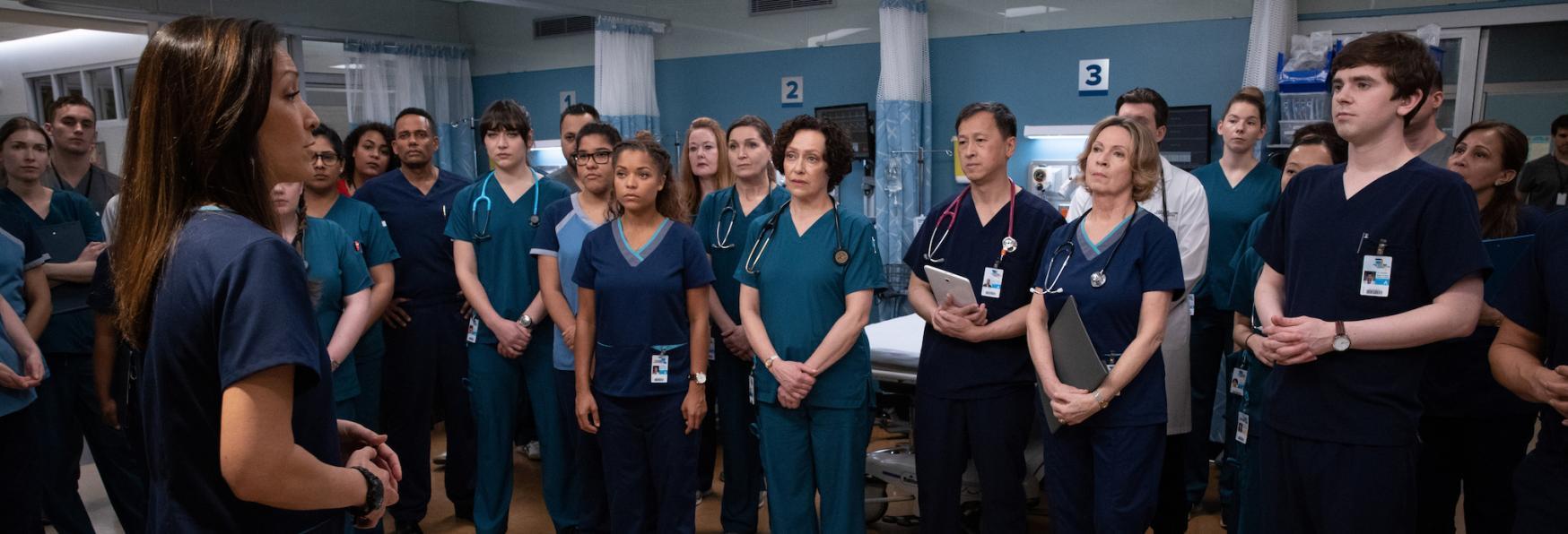 The Good Doctor 4: Noah Galvin e molti altri faranno parte del Cast della nuova Stagione