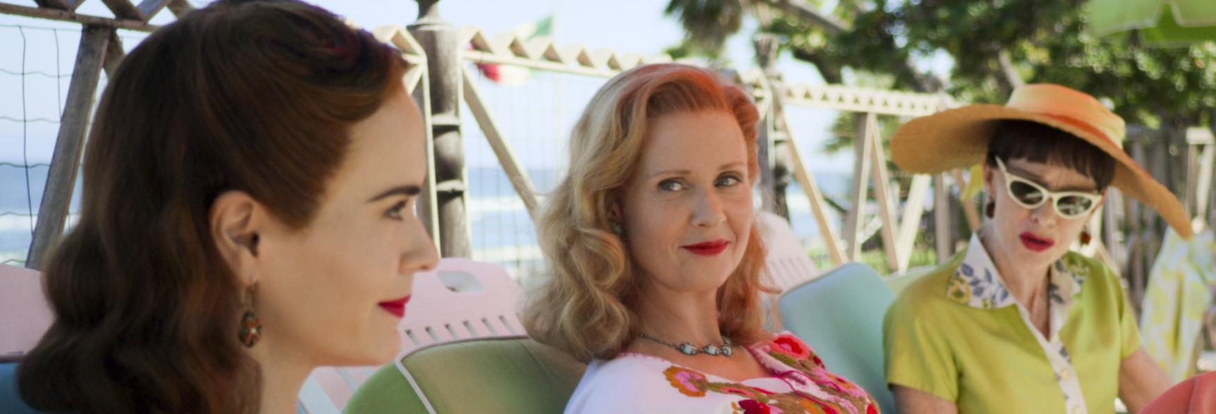 Vedremo Cynthia Nixon (Ratched) anche in American Horror Story e nel prequel The Gilded Age?