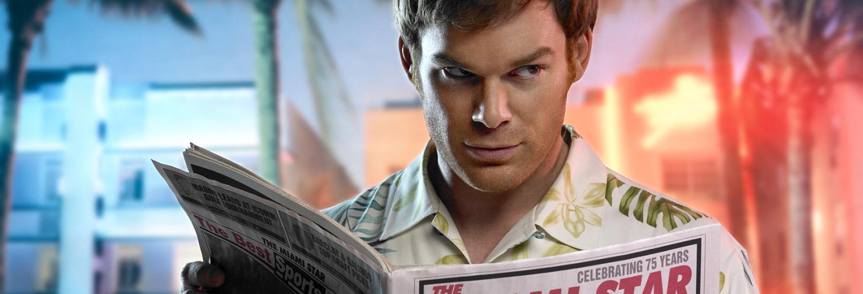Dexter: un Teaser per il Ritorno della Sanguinosa Serie TV Showtime