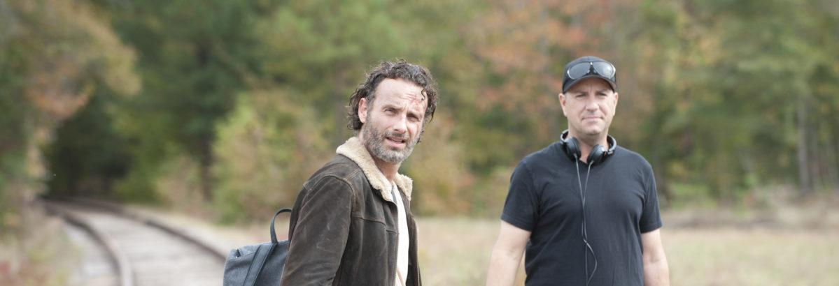 The Walking Dead: gli Showrunner parlano del prossimo Episodio, intitolato Die Hard With Zombies