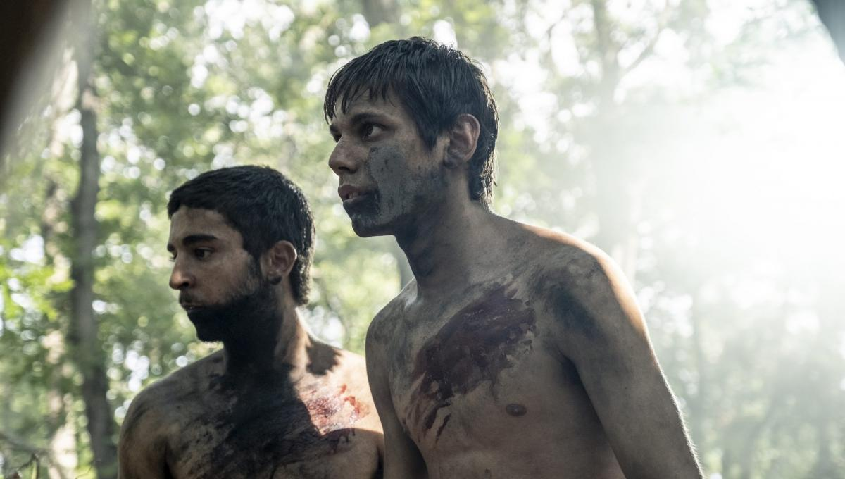 Romulus arriva su Sky Atlantic il 6 novembre. In anteprima al Festival del Cinema di Roma i primi 2 Episodi