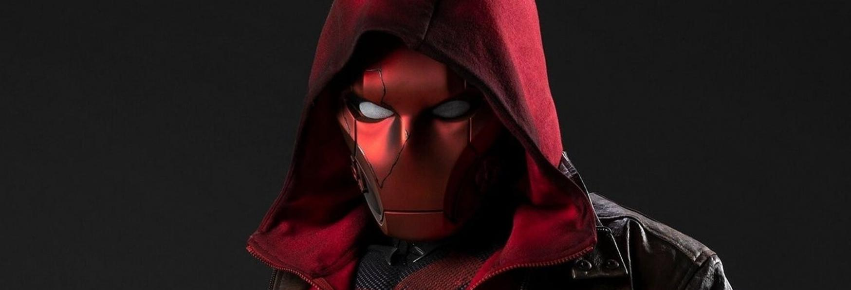 Titans 3: Svelato l'incredibile Look di Cappuccio Rosso, ecco le Foto!