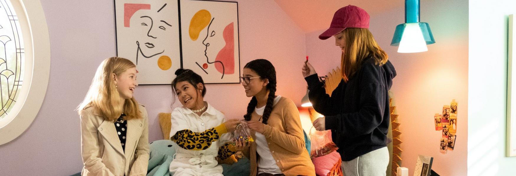 Il Club delle Babysitter 2: Netflix rinnova la Serie TV per una nuova Stagione
