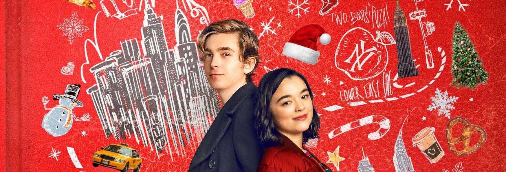 Dash & Lily: Tutte le Informazioni Note della nuova Serie TV targata Netflix