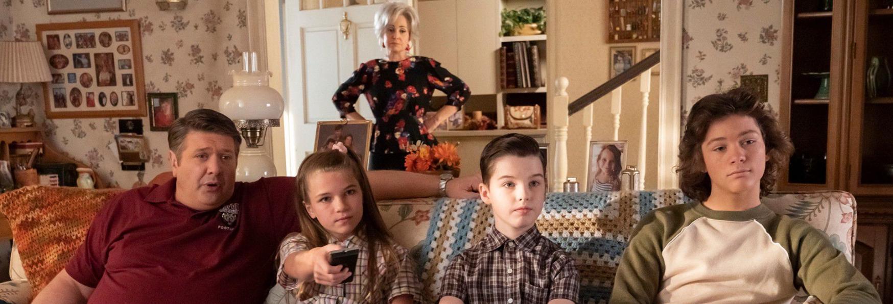 Young Sheldon: la Serie TV Spin-off svela il nome del Figlio di Sheldon e Amy