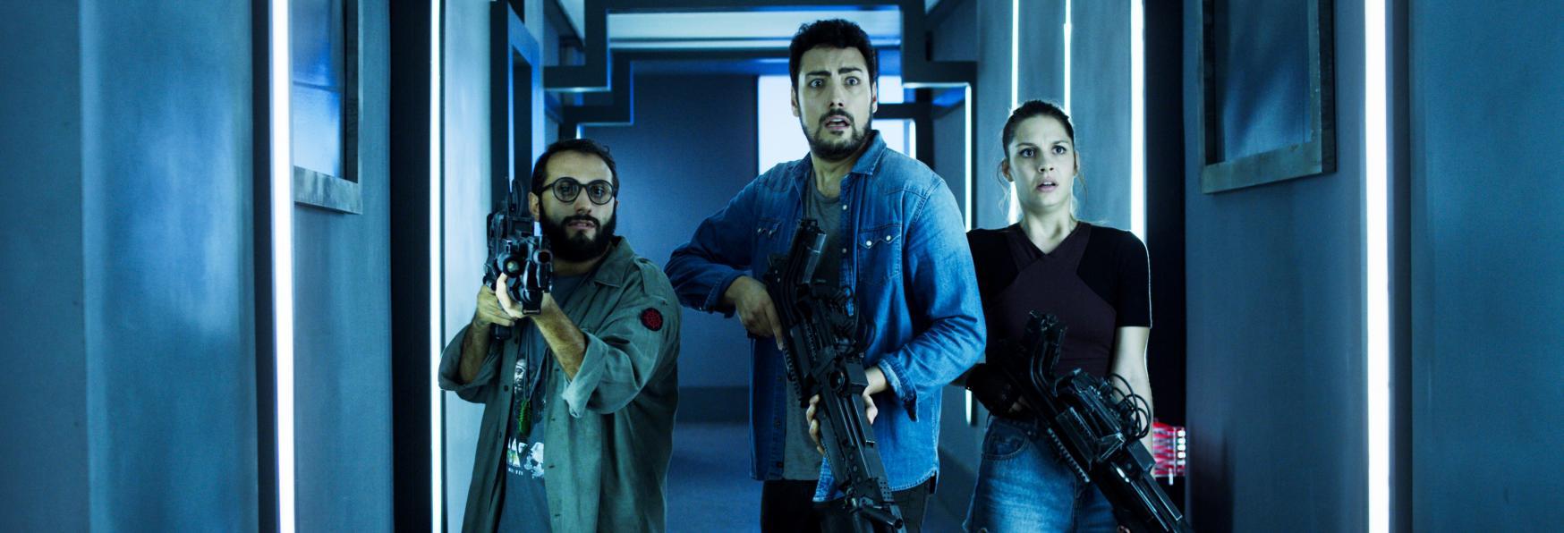 Generazione 56K: Annunciata la nuova Serie TV Netflix con i The Jackal
