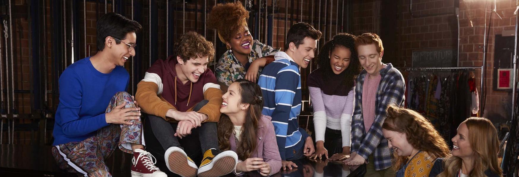 High School Musical: The Musical - il Primo Sguardo allo Speciale Natalizio