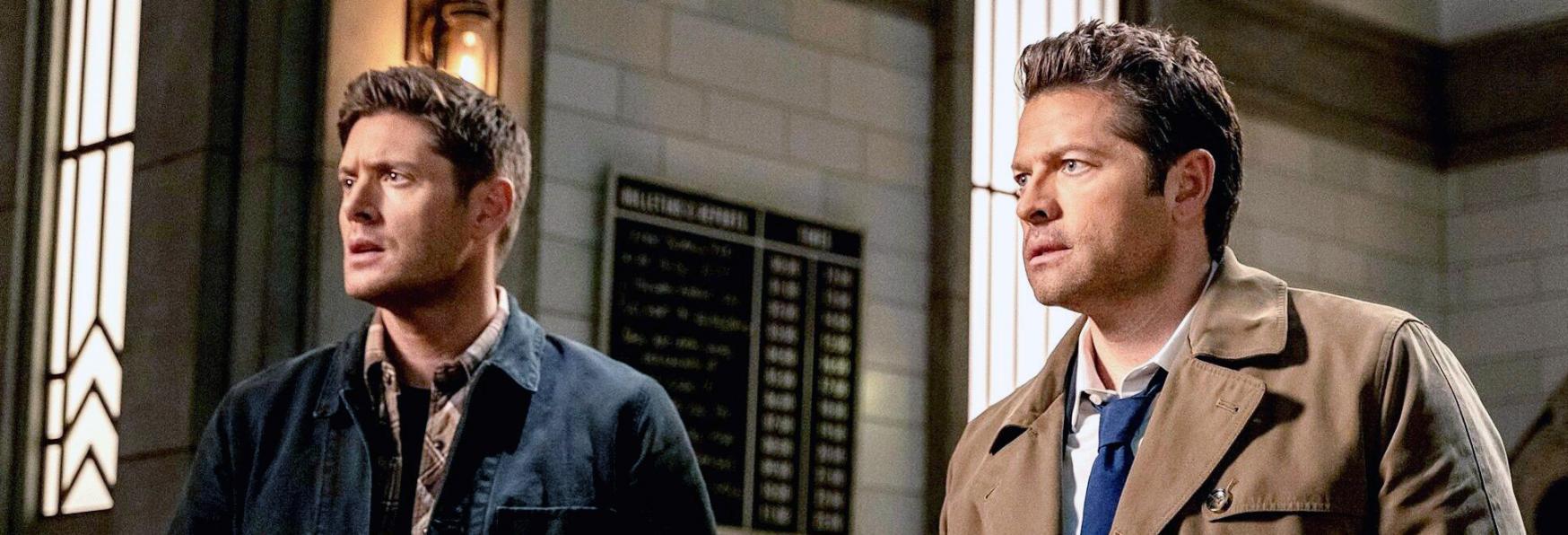 Supernatural 15: Rilasciato il Trailer del Finale della longeva Serie TV
