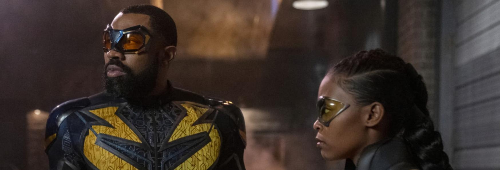Black Lightning: la Serie TV targata The CW si Concluderà con la 4° Stagione