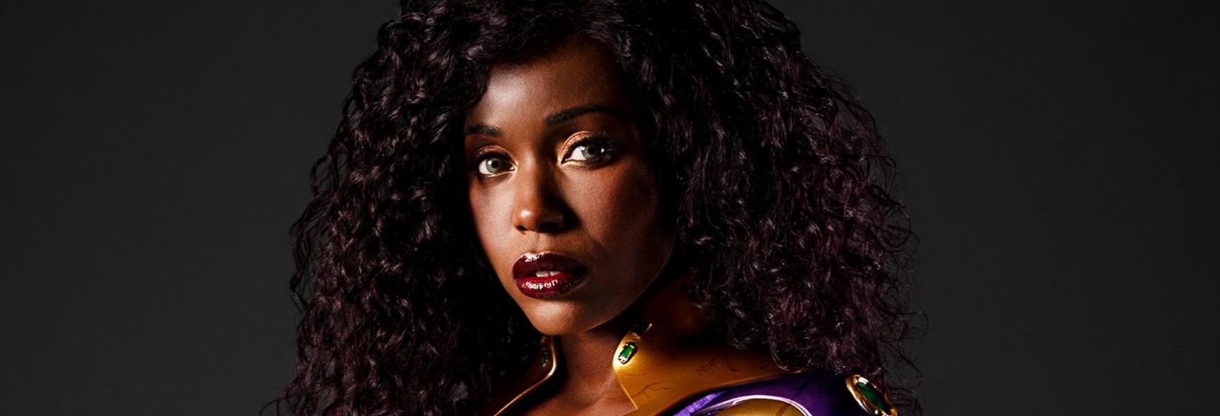 Titans 3: Svelato il Costume di Starfire nella nuova Stagione della Serie TV DC