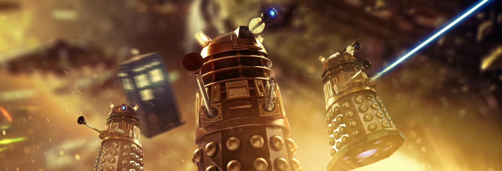 Doctor Who 12: in arrivo Domani il Trailer dell'Episodio Speciale Revolution of the Daleks