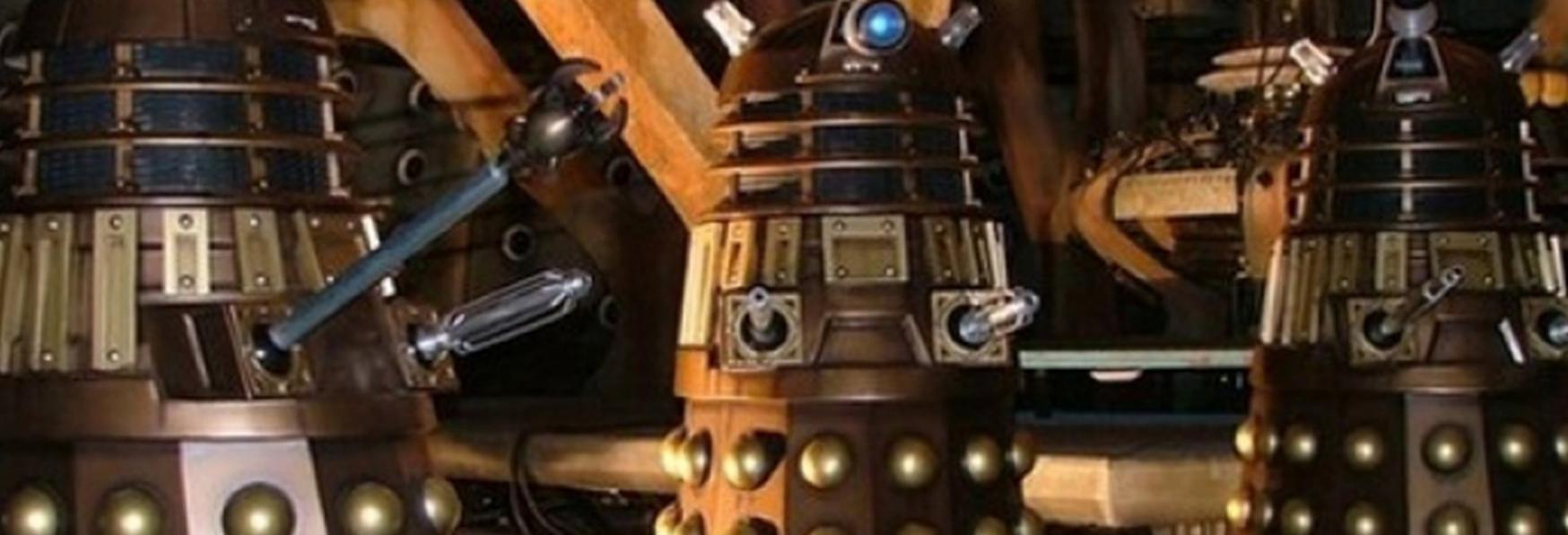 Doctor Who: nei prossimi Episodi i Dalek avranno un nuovo Look