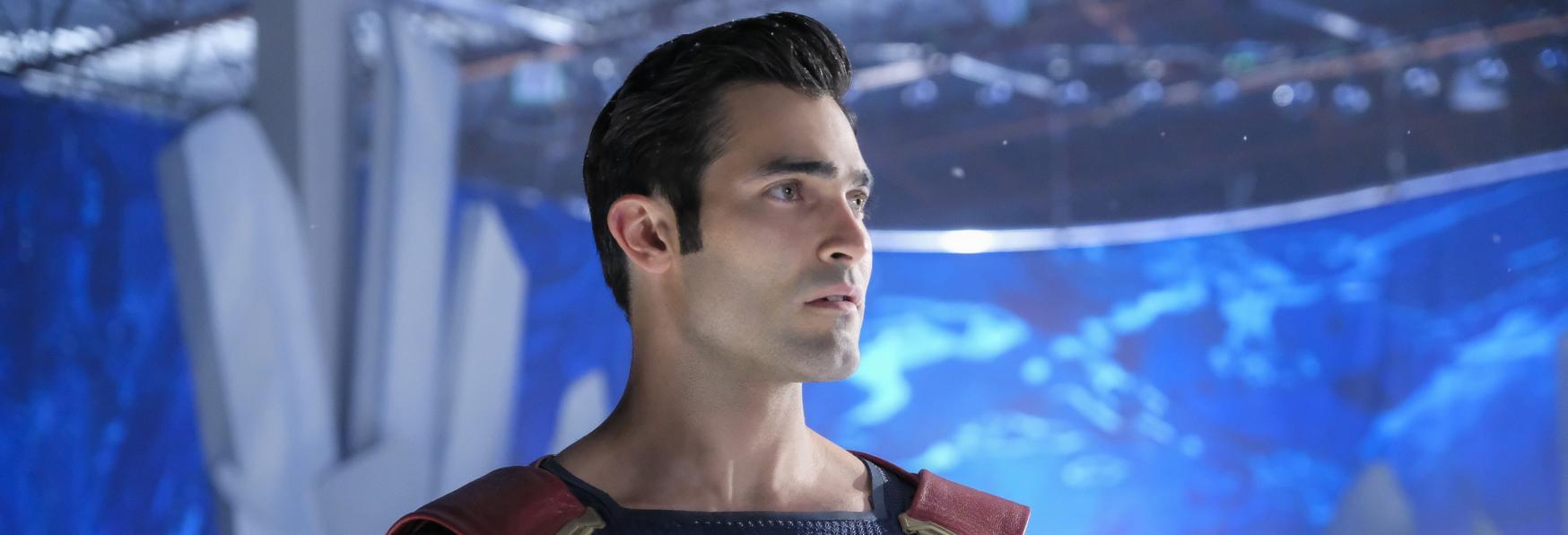Superman & Lois: un primo sguardo al nuovo Costume di Superman