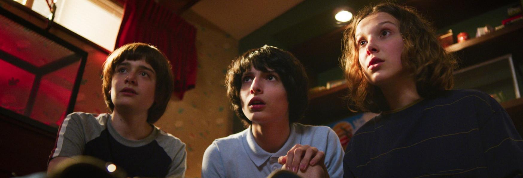 Stranger Things 4: nuove Foto dal Set della nuova Stagione