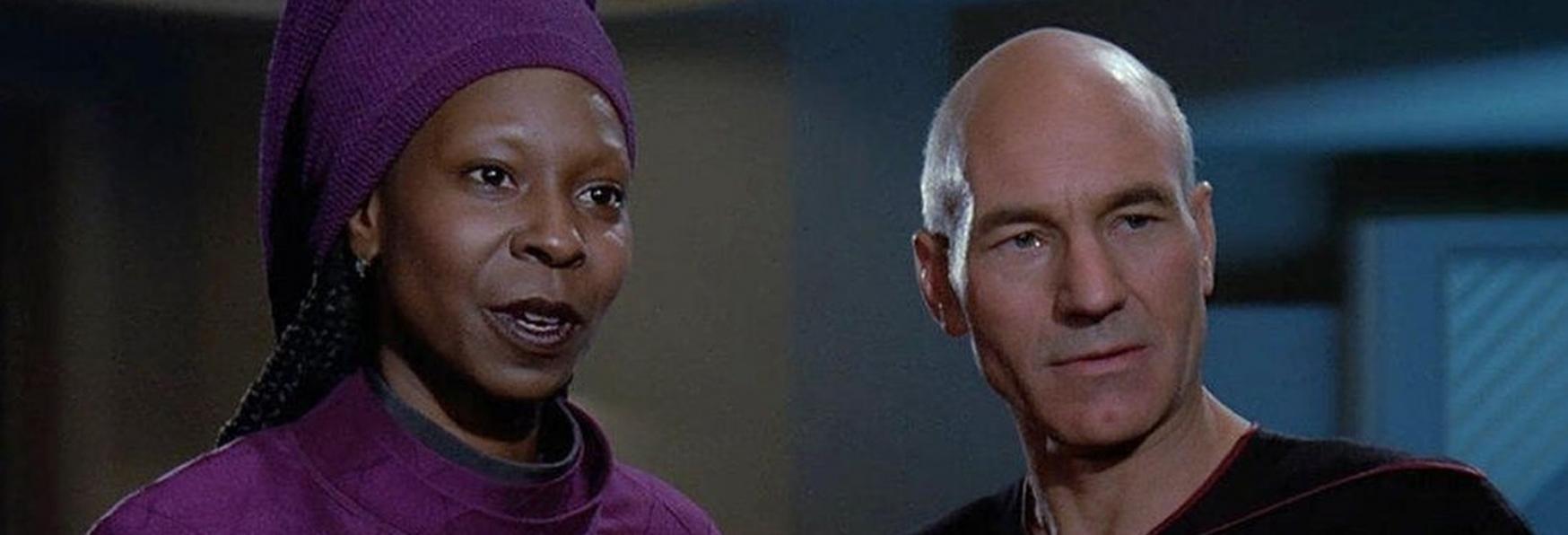 Star Trek: Picard 2 - Whoopi Goldberg tornerà nella nuova Stagione della Serie TV