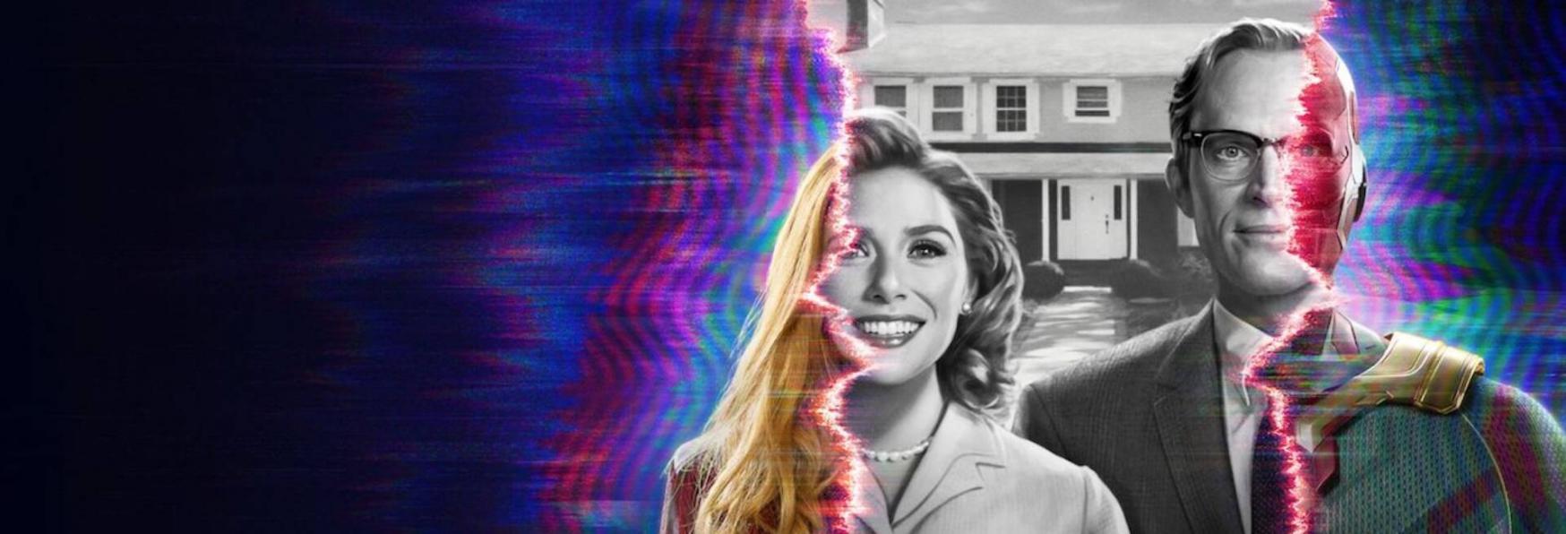 I primi due Episodi di WandaVision sono ora Disponibili per lo Streaming su Disney+