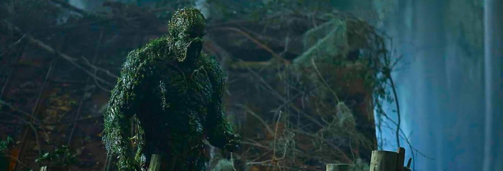 Swamp Thing 2 probabilmente non ci sarà! Nessun Rinnovo per la Serie TV