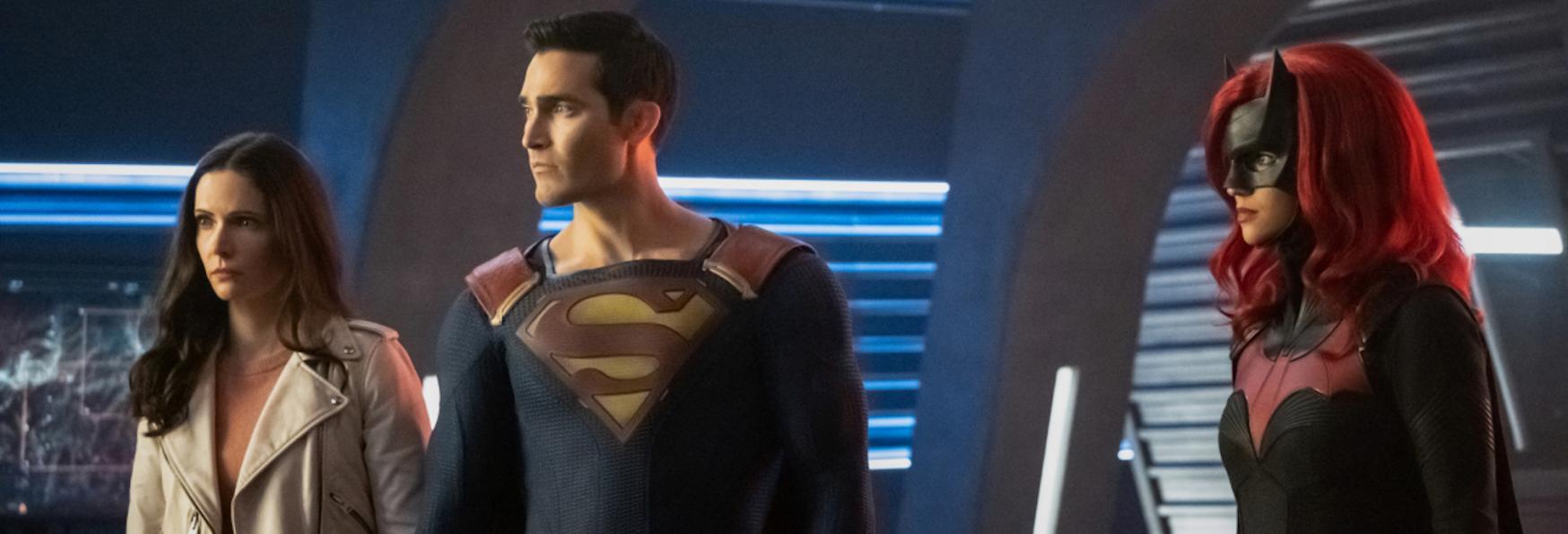 Ufficialmente Cancellato il Crossover di Batwoman e Superman & Lois