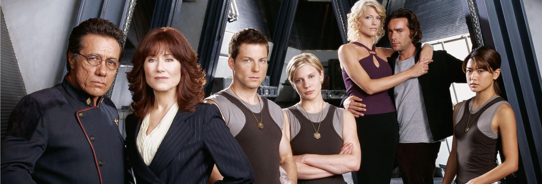 Battlestar Galactica: la particolare strategia di Rilascio della Serie TV Reboot