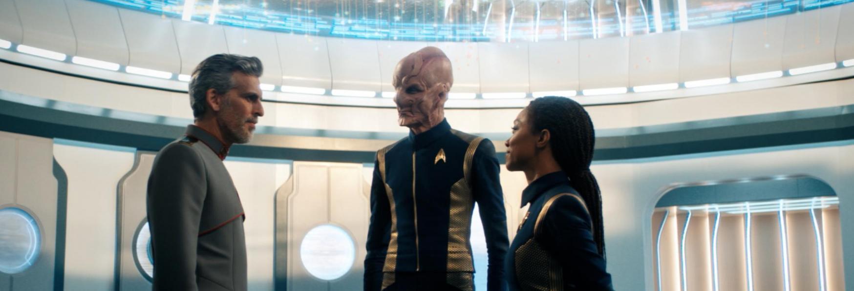Star Trek: Discovery 4 - la nuova Stagione vedrà la Ricostruzione della Federazione