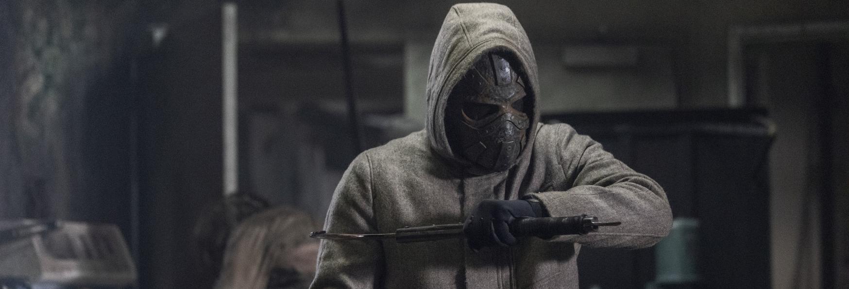 Okea Eme-Akwari spera di Tornare nella Stagione Finale di The Walking Dead