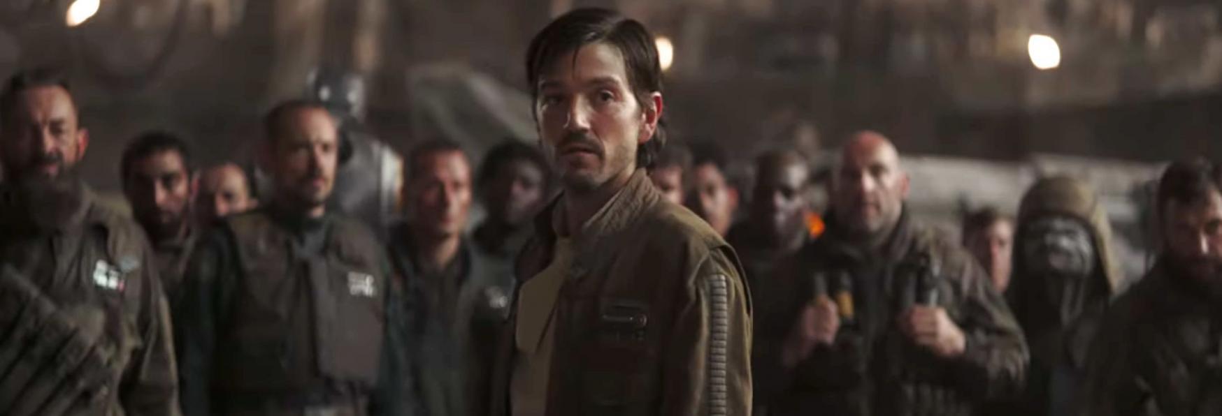 Star Wars: Andor - Una Foto dal Set svelerebbe un nuovo Pianeta
